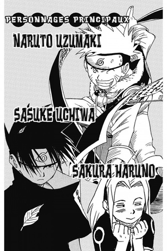 Naruto Tome 3