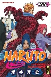 Livre gratuit téléchargement ipod Naruto Tome 39 par Masashi Kishimoto