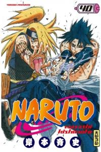 Livre en ligne à lire gratuitement sans téléchargement Naruto Tome 40 iBook RTF FB2 par Masashi Kishimoto (French Edition)