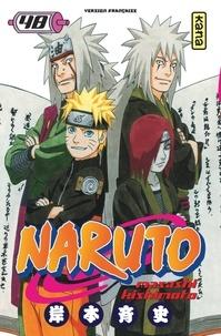 Naruto Tome 48 - Masashi Kishimoto |