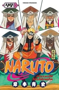 Réserver des téléchargements gratuits Naruto Tome 49 ePub par Masashi Kishimoto en francais 9782505008712