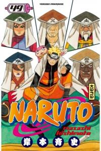 Les 20 premières heures de téléchargement gratuit de livres audio Naruto Tome 49
