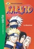 Masashi Kishimoto - Naruto Tome 5 : Le déserteur.
