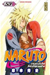 Ebook à téléchargement gratuit en pdf Naruto Tome 53 9782505044710 par Masashi Kishimoto PDB CHM PDF