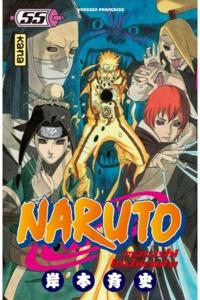 Téléchargement de livres audio dans iTunes Naruto Tome 55
