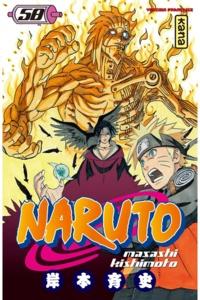 Ebook en téléchargement gratuit Naruto Tome 58 par Masashi Kishimoto PDB ePub FB2 in French