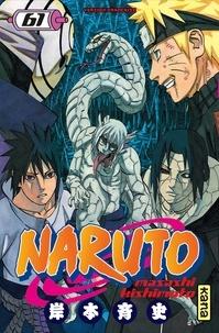 Est-il possible de télécharger des kindle books gratuitement Naruto Tome 61 par Masashi Kishimoto in French DJVU PDB