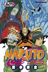 Télécharger des livres audio en allemand gratuitement Naruto Tome 62 par Masashi Kishimoto MOBI (French Edition) 9782505060192