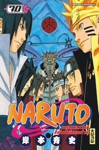 Masashi Kishimoto - Naruto Tome 70 : .