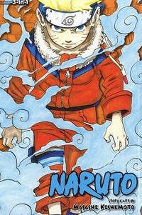 Masashi Kishimoto - Naruto Volume 1, Tomes 1, 2 : 3-in-1 Edition.