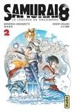 Masashi Kishimoto et Akira Okubo - Samurai 8, la légende de Hachimaru - Tome 2.