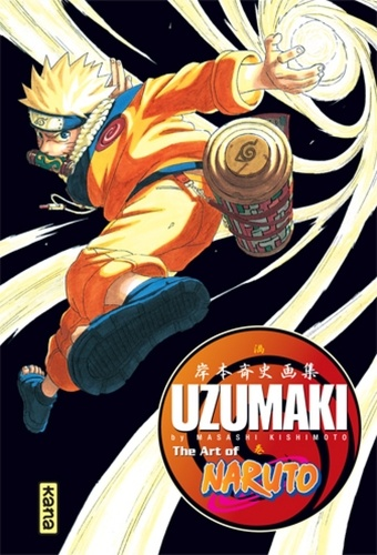Masashi Kishimoto - Uzumaki - The Art of Naruto.