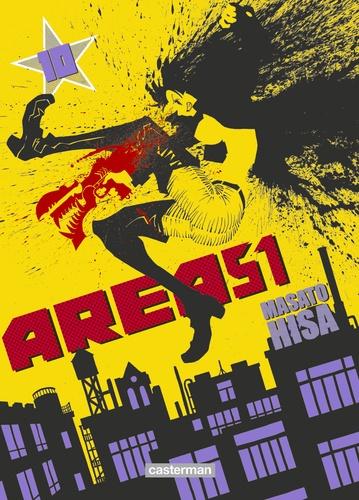 Masato Hisa - Area 51 Tome 10 : .