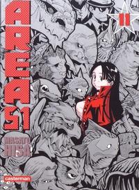Masato Hisa - Area 51 Tome 11 : .
