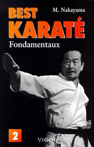 Masatoshi Nakayama - Best karaté Tome 2 - Fondamentaux.