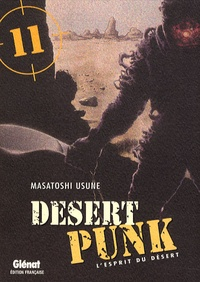 Masatoshi Usune - Desert Punk Tome 11 : .