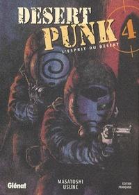 Masatoshi Usune - Desert Punk Tome 4 : .