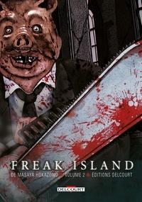 Masaya Hokazono - Freak Island Tome 2 : .