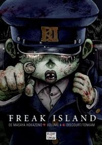 Masaya Hokazono - Freak Island Tome 4 : .