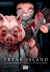 Masaya Hokazono - Freak Island Tome 5 : .