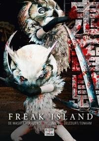 Masaya Hokazono - Freak Island Tome 8 : .