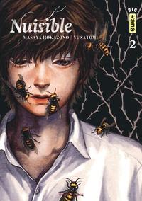 Masaya Hokazono et Yu Satomi - Nuisible Tome 2 : .