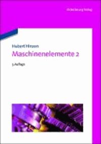 Maschinenelemente 2.