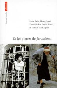 Masha Itzhaki - Et les pierres de Jérusalem.