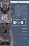 Masquelier - Séthi 1er et le début de la XIXe dynastie.