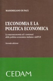 Massimilliano Di Pace - L'economia e la politica economica - La macroeconomia ed i contenuti della politica economia italiana e dell'UE.