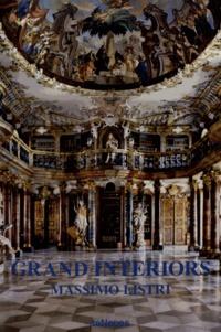 Massimo Listri - Grand Interiors.
