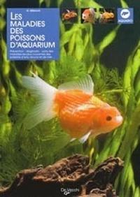 Massimo Millefanti - Les maladies des poissons d'aquarium.