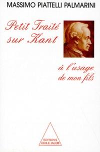 Petit traité sur Kant - À lusage de mon fils.pdf