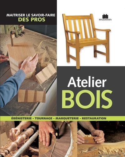 Massin - Atelier bois - Ebénisterie, tournage, marqueterie, restauration.