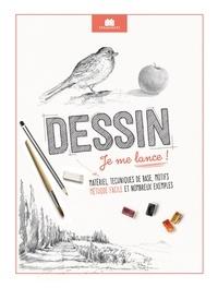 Massin - Dessin, je me lance ! - Matériel, techniques de base, motifs.