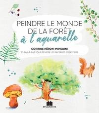 Massin - Forêt à l'aquarelle.