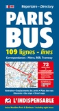 Massin - Paris Bus - 109 lignes.