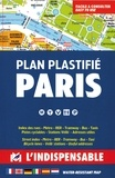 Massin - Paris plan plastifié.