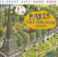 Masumi - Paris hide-and-seek - A great city Game Book.