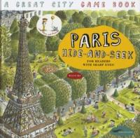 Era-circus.be Paris hide-and-seek - A great city Game Book Image