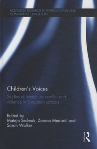 Ucareoutplacement.be Children's Voices - Studies of Interethnic Conflict and Violence in European Schools Image