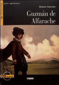 Mateo Aleman - Guzman de Alfarache. 1 CD audio
