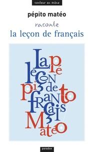 Mateo Pepito - La Leçon de français.