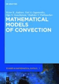 Mathematical Models of Convection.
