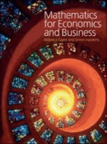 Mathematics for Economics and Business.