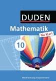 Mathematik Na klar! Schuljahr. Schülerbuch Regionale Schule Mecklenburg-Vorpommern.