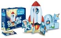 Mathew Neil - Emboîte et construis la fusée lunaire.