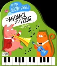 Mathew Neil - Les animaux de la ferme - Petites histoires sonores.