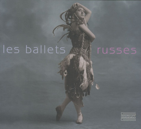 Mathias Auclair et Pierre Vidal - Les ballets russes.