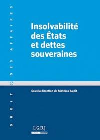 Mathias Audit - Insolvabilité des Etats et dettes souveraines.